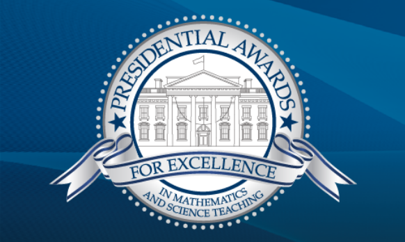 Menu Presidential Awards for Excellence in Mathematics and Science Teaching (PAEMST)