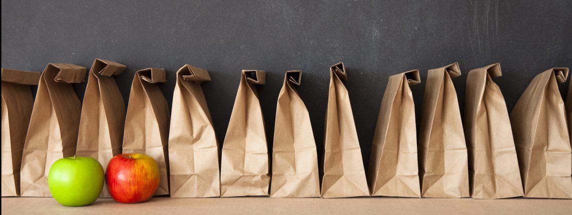 Brown Bag School Lunch